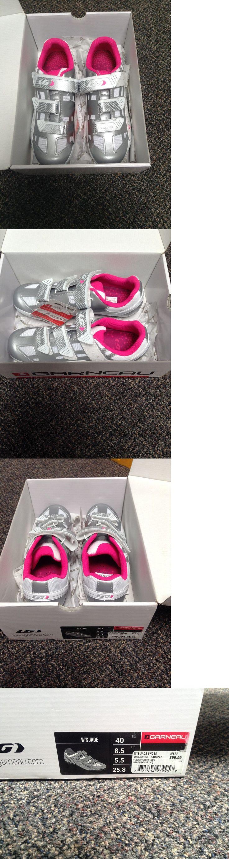 Women 158987: Nwt Nib Cycling Shoes Louis Garneau, Jade, Women S 8.5, Eu 40 Spd -> BUY IT NOW ONLY: $30 on eBay!