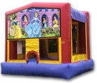 Where to rent GAME INFLATABLE PANEL PRINCESS in Mentor OH, Cleveland Heights OH, Euclid OH, Parma OH, Northeast Ohio, & the Greater Cleveland area