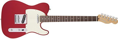 Fender American Deluxe Telecaster, RW, Candy Apple Red * Be sure to check out this awesome product.