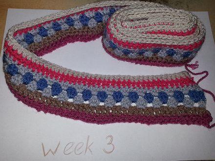 Week 3 #crochetalong2014