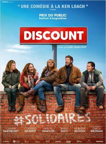 """♥♥♥♥ """"Discount"""", une comedie sociale de Louis-Julien Petit avec Olivier Barthelemy, Corinne Masiero, Pascal Demolon... (01/2015)"""