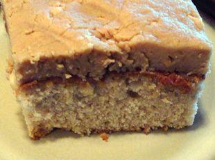 Peanut Butter Cake: Delicious Desserts, Desserts Cake, Chocolates Ice, Easy Peanut Butter Cake Recipe, Cake Yum, Pinch Recipe, Peanut Butter, Cake Recipes, Butter Cakes