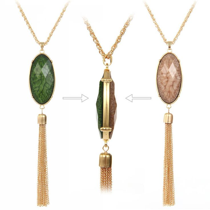 Alloy Tassel Necklace Gold Silver Long Pendant Necklaces for Women 2016 Double Side Oval Stone Resin Statement Necklace Bijoux //Price: $US $2.18 & FREE Shipping //       Alloy Tassel Necklace Gold Silver Long Pendant Necklaces for Women 2016 Double Side Oval Stone Resin Statement Necklace Bijoux       USD 2.49/pairUSD 2.99/pairUSD 2.84/pairUSD 3.97/pairUSD 2.99/pairUSD 3.11/pieceUSD 4.98/pieceUSD 1.73/piece  Payment    1. We accept Alipay, West Union, TT. All major credit cards are accepted…