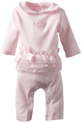 Babyworks Baby-Girls Newborn Mesh Trim Princess « Clothing Impulse