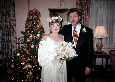 Rue McClanahan and Morrow Wilson married in 1997