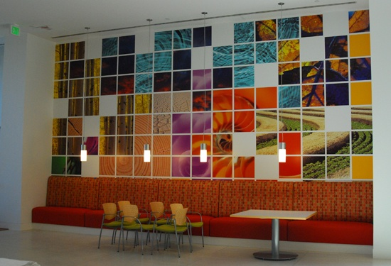 Corporate Interiors, Exterior, Logos, Branding, Graphics,Terry Pro