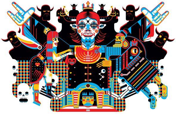 Beto Garza  Illustrator Tools - Tuts+ Design & Illustration Article