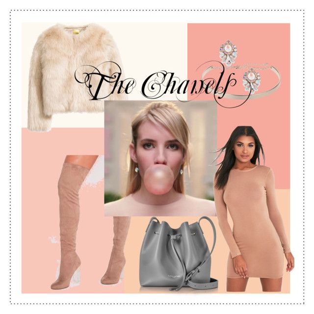 """""""The chanels inspired"""" by kiwijulin on Polyvore featuring Miss Selfridge, Sole Society and Lancaster"""