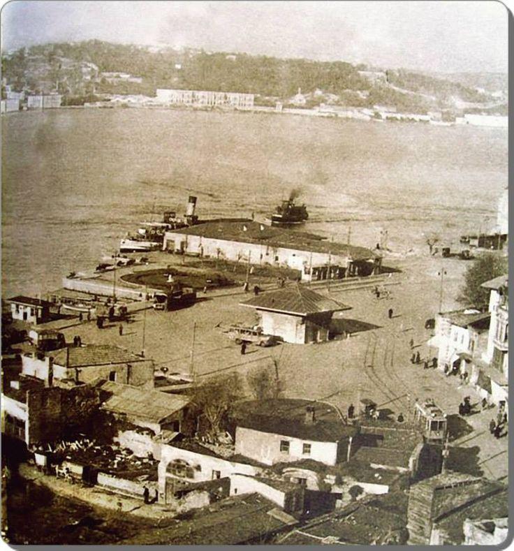 Üsküdar - 1940 yıllları