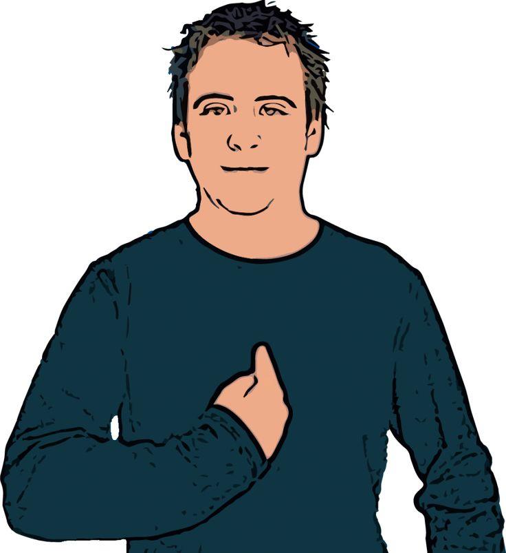 Me - British Sign Language (BSL)
