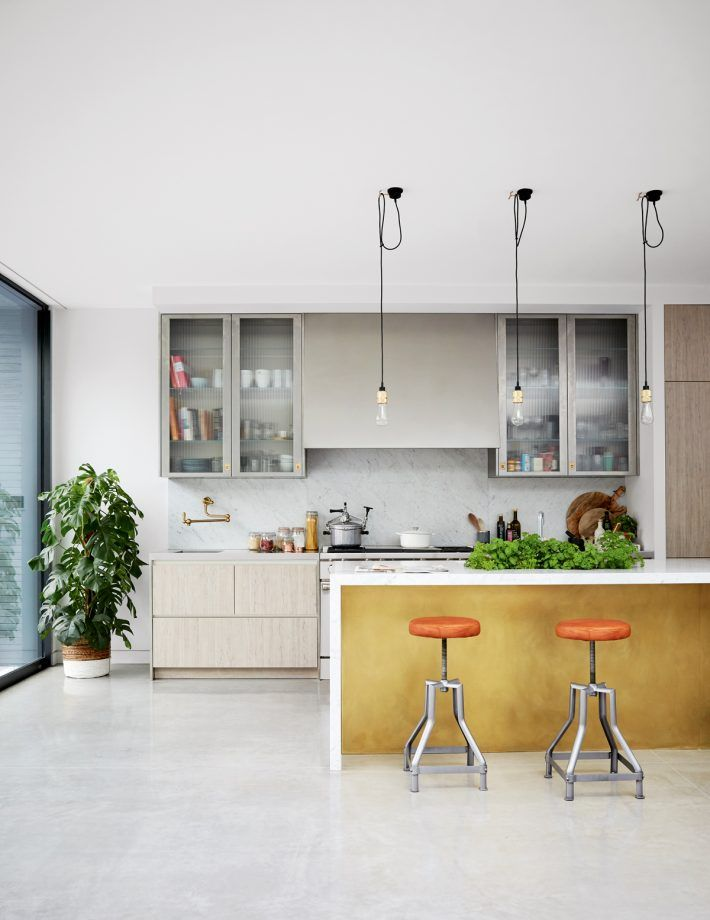 Breaking The Latest Kitchen Design Trends For 2019 Kitchen