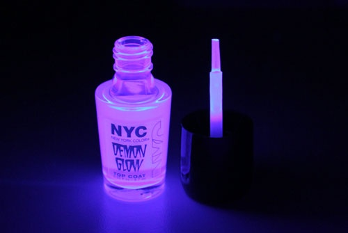 Bright Idea: Glow-In-The-Dark Nail Polish