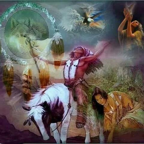 Beautiful native american art