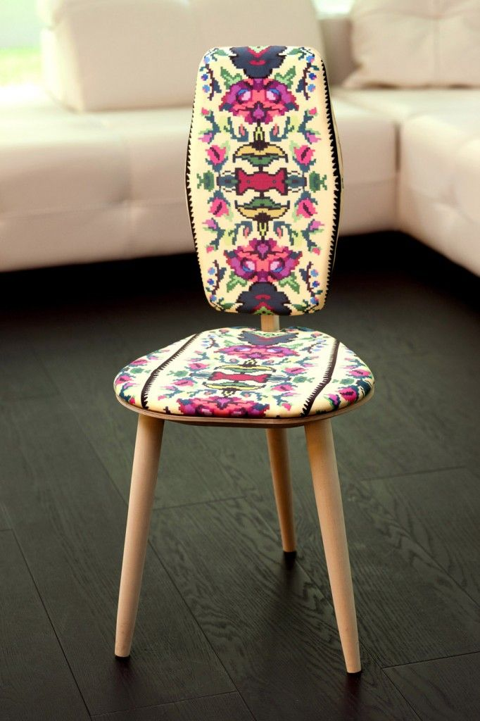 Awesome chair by Lana & Photoliu