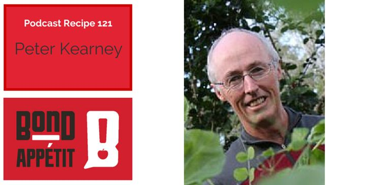 121. Correlation between planets & crops, and How to build & maintain gardens with Peter Kearney