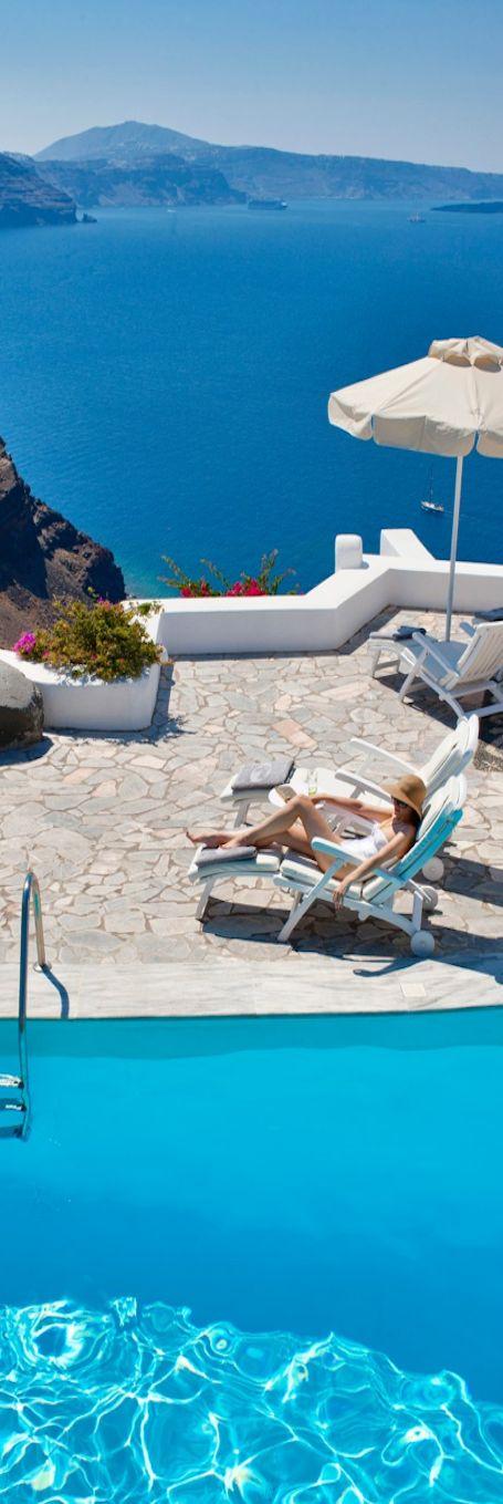 Canaves Oia Hotel...Santorini | LOLO