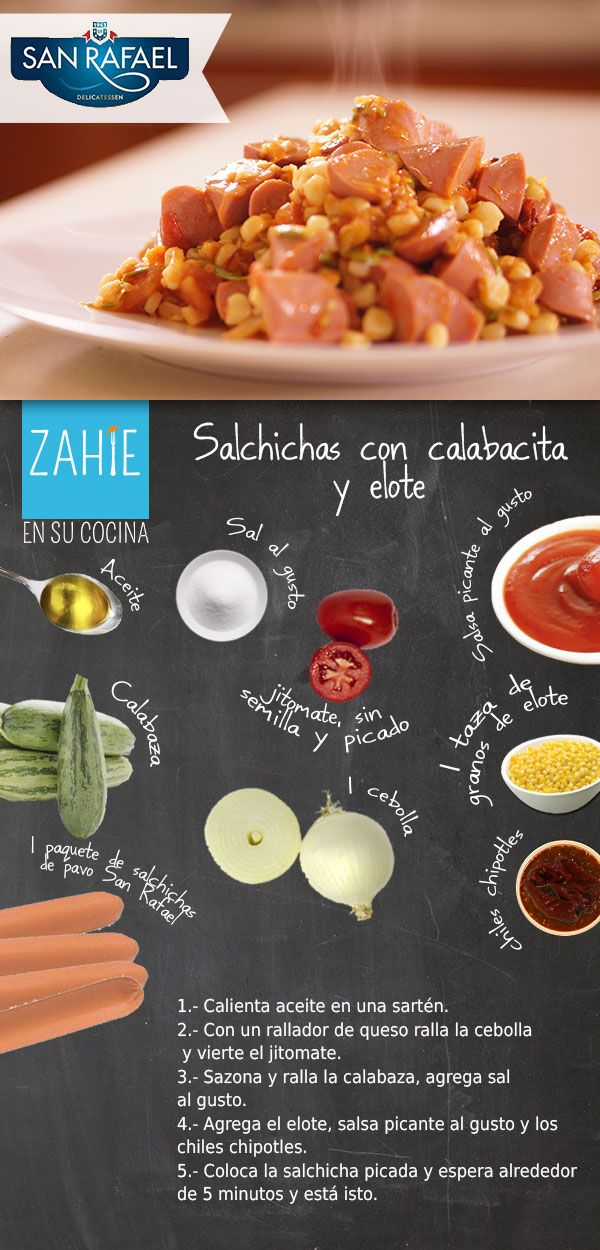 Hay días que llegas súper cansada a casa pero quieres comer algo rico que sea fácil y rápido de preparar. La chef Zahie Téllez tiene una excelente opción para cocinar en esas ocasiones.El siguiente platillo es rico, rápido y saludable; lo mejor es que muchos de los ingredientes (si...