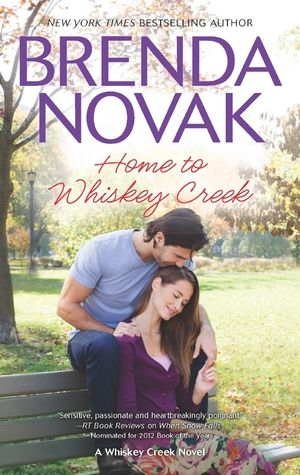 Home to Whiskey Creek (Whiskey Creek, #4) -- Sometimes home is the refuge you need—and sometimes it isn't   Adelaide Davies, who's been living in Sacramento, returns to Whiskey Creek, the place she once called home. She's there to take care of her aging grandmother and to help with Gran's restaurant, Just Like Mom's. But Adelaide isn't happy to be back. There are too many people here she'd rather avoid, people who were involved in that terrible June night fifteen years ago.