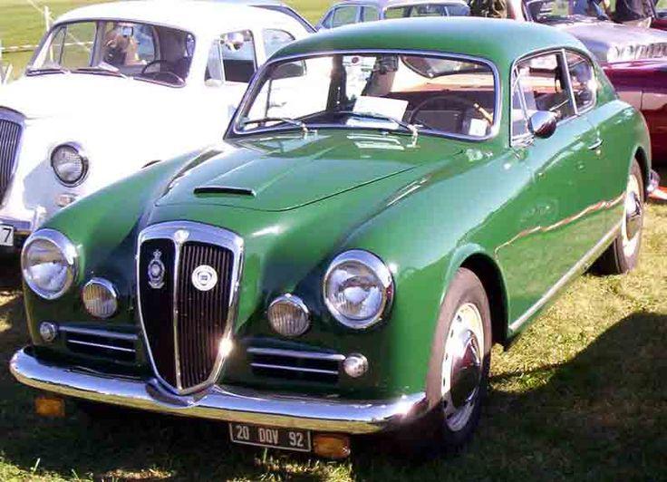 Lancia Aurelia GT 1957 - Lancia Aurelia - Wikipedia, the free encyclopedia