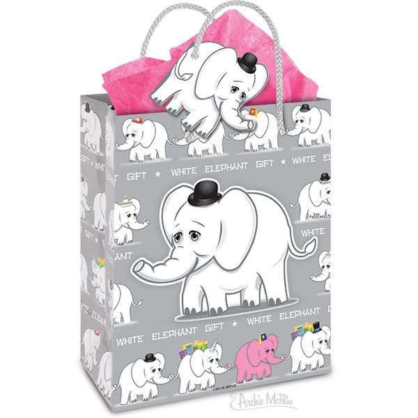 https://mcphee.com/collections/gift-wrap-bags-cards/products/white-elephant-gift-bag