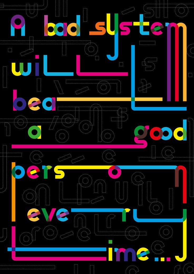 #typewithpride #graphicdesign #poster #affiche #plakat #deshalb #deshalbpunkt #grafik #munich #grafik #artdirection