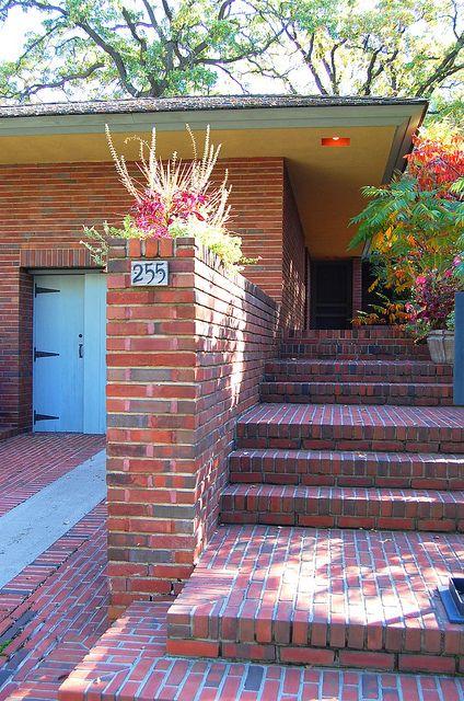 Malcolm Willey House. 1932-4. Minneapolis, Minnesota.Usonian Style. Frank Lloyd Wright