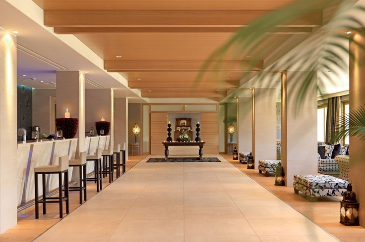 Lobby Area  http://divanimeteorahotel.com/