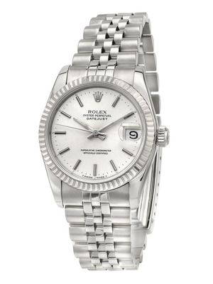 Estate Watches Rolex Women's Oyster Perpetual Date Just Watch