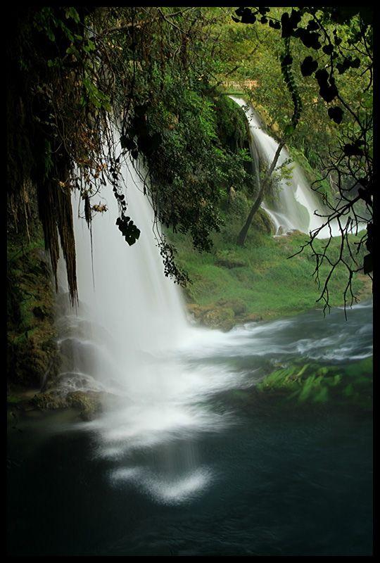 Düden Waterfalls - , Antalya