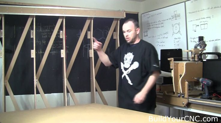 Tutorial: Setting the baseboard on the greenLean 4x8 Vertical machine.