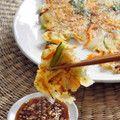 韓国料理じゃがいものチヂミガムジャジョン by ぐつぐつです