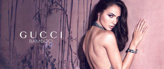 «Чудо-женщина» Галь Гадот стала лицом аромата Gucci. Изображение № 1.