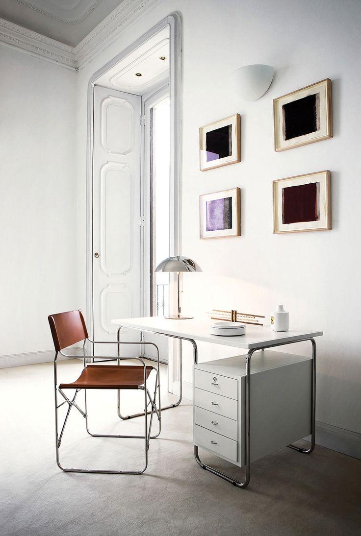 Les 10 Meilleures Images Du Tableau Bureaux Design Sur Pinterest  # Design Meuble Moderne Sur Fond Blanc