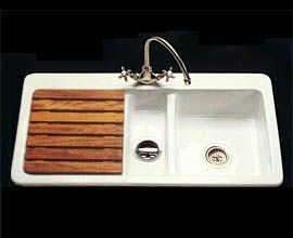 Køkkenvaske: Oakwood Køkkenvask