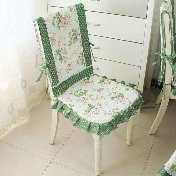 The 25 best plastic chair covers ideas on pinterest diy decoupage with fabric outdoor chair Furniture plastic cover