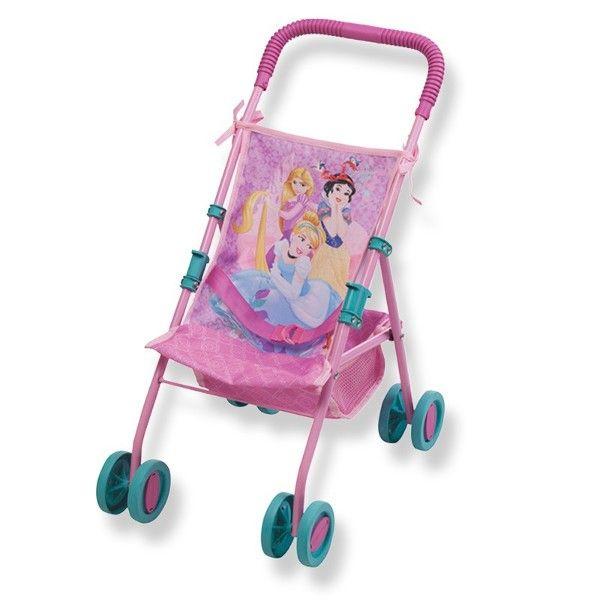 Carrinho de Boneca Princesas Disney - Multibrink