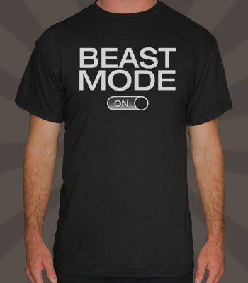 Beast Mode On T-Shirt | 6DollarShirts