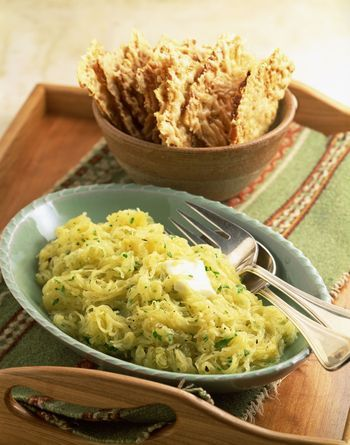 """Whether you want to roast or microwave spaghetti squash to get at those squash """"noodles,"""" this guide shows you how."""