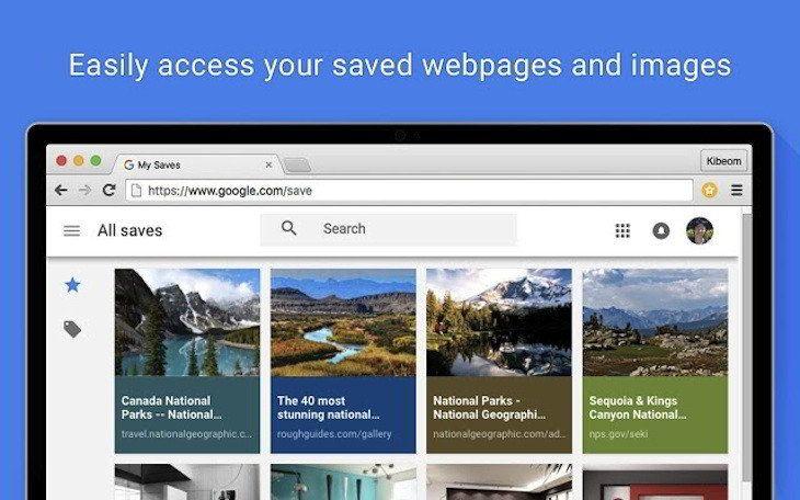 """#Productividad #chrome #favoritos La extensión """"Save to Google"""" ya permite importar los marcadores de Chrome"""