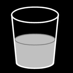 Pictogram Glas