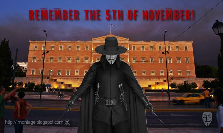 Remember the 5th of November! #5thofnovember #guyfawkes