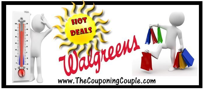 ***A Sneek Peek at Our Walgreens Shopping List for Today**** Here is the Walgreens HOT Deals List for 7-27 to 8-2! GREAT DEALS on Tide, Scrubbing Bubbles, Clean & Clear, Carmex and Many More!   Click the link below to get all of the details ► http://www.thecouponingcouple.com/walgreens-hot-deals-list-for-7-27-14/