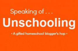 Unschooling Blog Hop