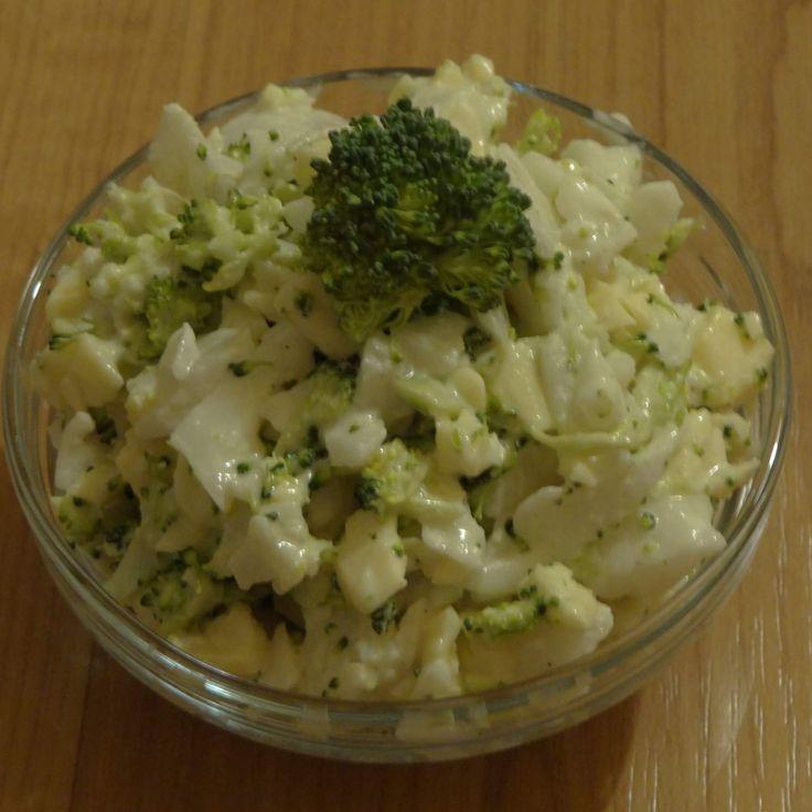 Recept Salát z bílé ředkve od Jan Stříbrný - Recept z kategorie Předkrmy