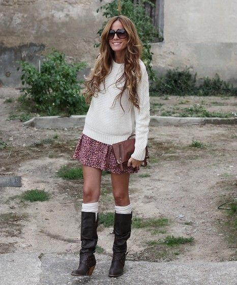 Cow girl (by Rebel  Attitude) http://lookbook.nu/look/4106300-Cow-girl