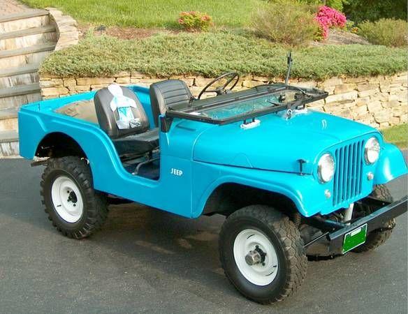 1961 Cj5 Boston Ma Jipes Carros Jeep