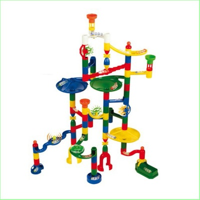 Classic Marble Run 100 Pieces  Cool Marble Race  www.greenanttoys.com.au