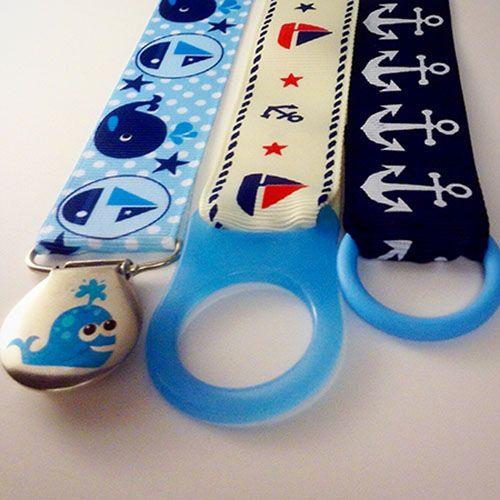 Clips napphållare, blåval