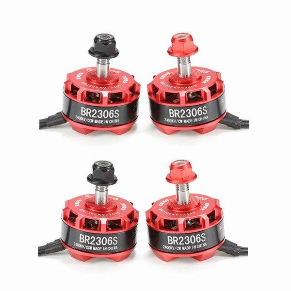 4X Racerstar Racing Edition 2306 BR2306S 2400KV 2-4S Brushless Motor For X210 X220 250 FPV Racer https://www.fpvbunker.com/product/4x-racerstar-racing-edition-2306-br2306s-2400kv-2-4s-brushless-motor-x210-x220-250-fpv-racer/    #drones