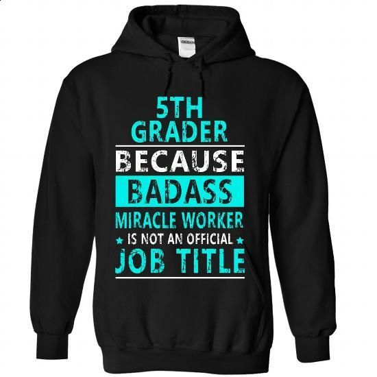 5th Grader - #red shirt #hoodie zipper. I WANT THIS => https://www.sunfrog.com//5th-Grader-9047-Black-Hoodie.html?68278